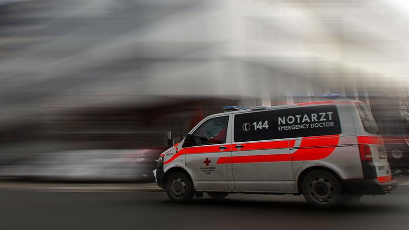 Un accidente de un tren de pasajeros deja al menos un muerto en Austria