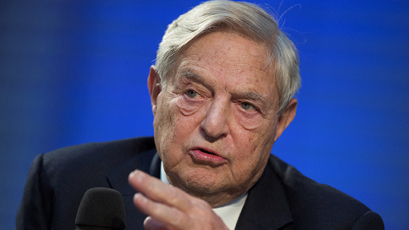"""Soros responde a las """"críticas tóxicas"""" con más dinero para una campaña contra el 'Brexit'"""
