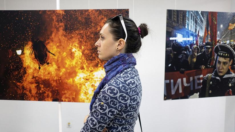 Los premios del Concurso Internacional de Fotoperiodismo Andréi Stenin repartirán 50.000 dólares