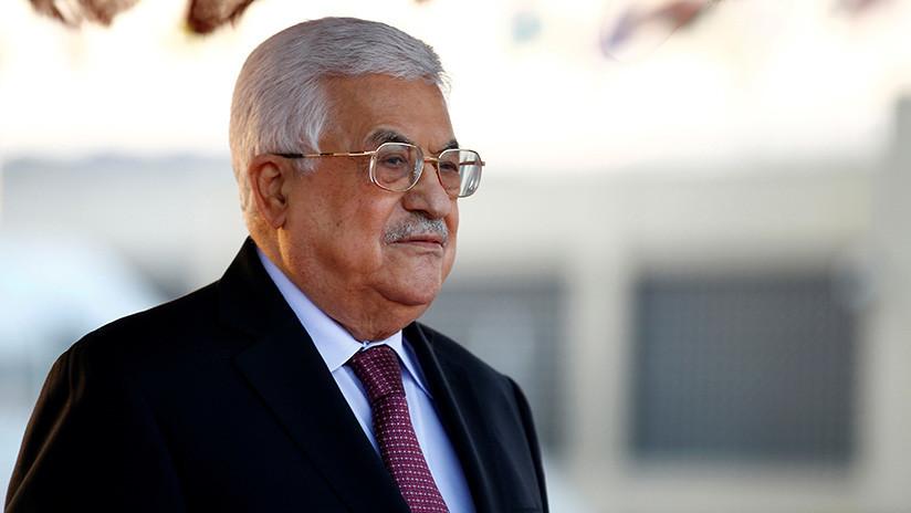 Abbás: La Autoridad Palestina no cooperará con EE.UU. en las negociaciones con Israel