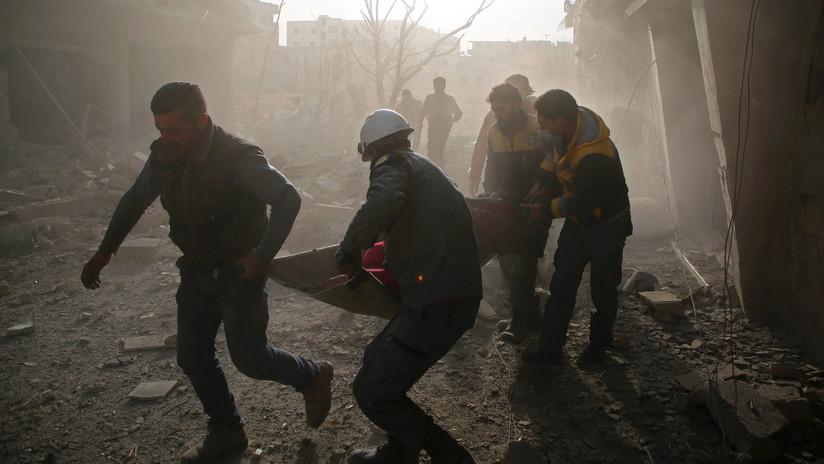 Dos ciudadanos rusos, asesinados en Siria