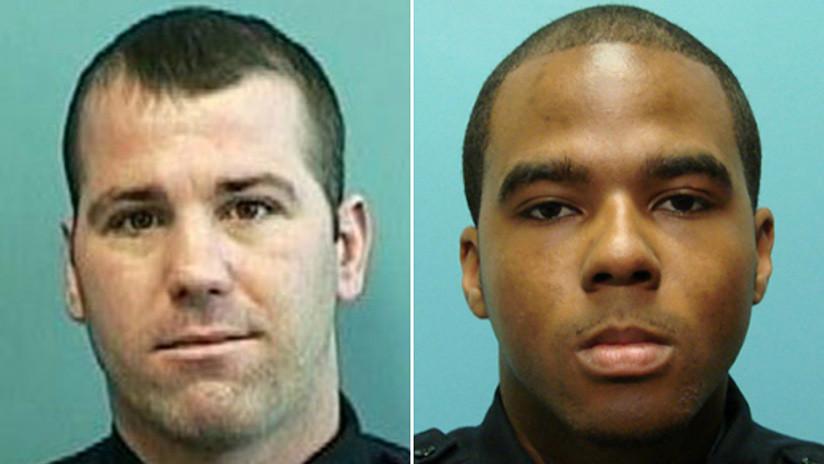 Asaltos, extorsión y más 'logros' por los que condenaron a 2 policías de élite en EE.UU.