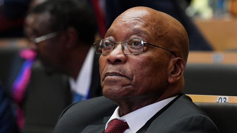 Partido gobernante da 48 horas al presidente de Sudáfrica para dejar el cargo