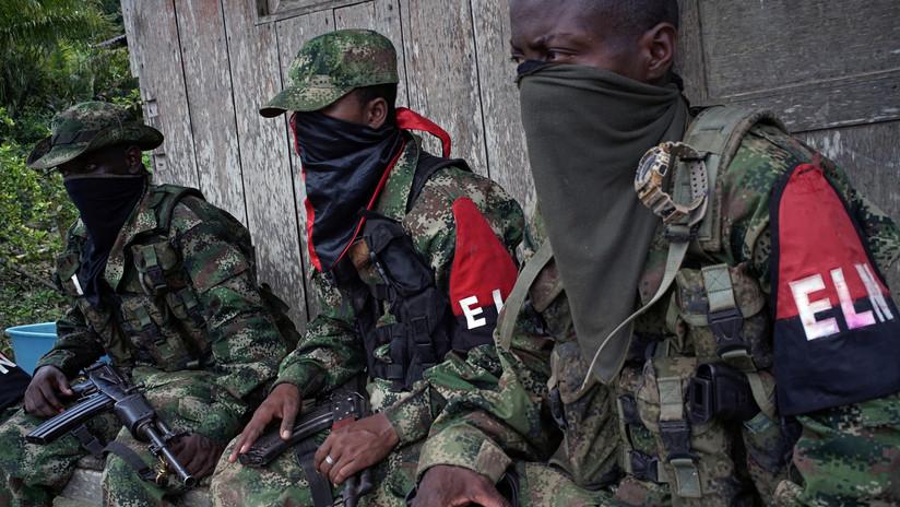Fiscalía de Colombia emite órdenes de captura contra los cabecillas del ELN