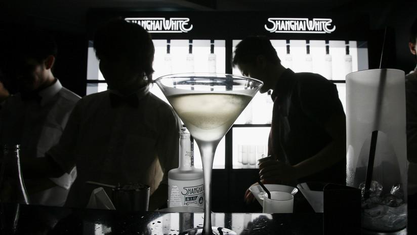 Revelan cómo dos vasos de alcohol influyen en nuestro cerebro