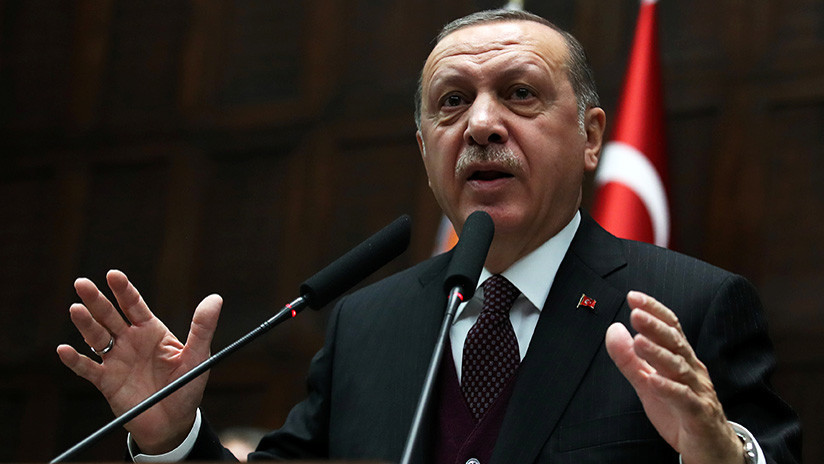 Erdogan advierte que Chipre 'ha traspasado el límite' con un incidente marítimo