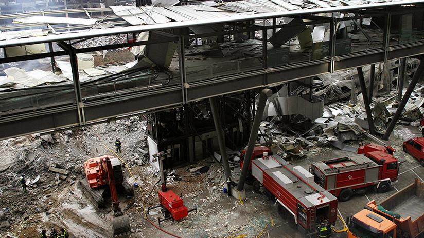 España condenada a indemnizar a los etarras que mataron a dos ecuatorianos en Barajas en 2006