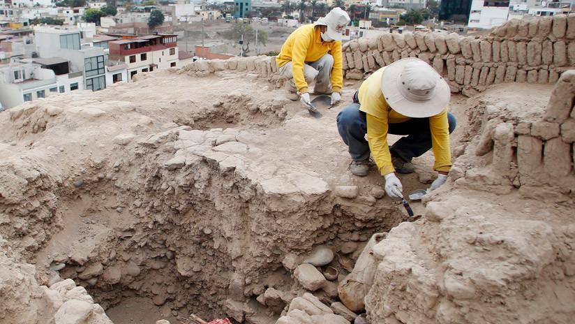Unas misteriosas 'piedras-telaraña' asombran a los arqueólogos daneses (FOTOS)