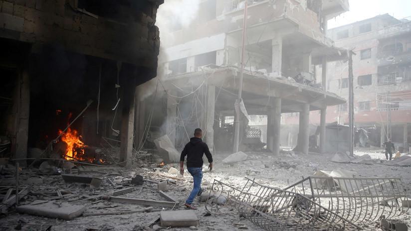 """Moscú sospecha que EE.UU. """"quiere quedarse en Siria más tiempo o para siempre"""""""