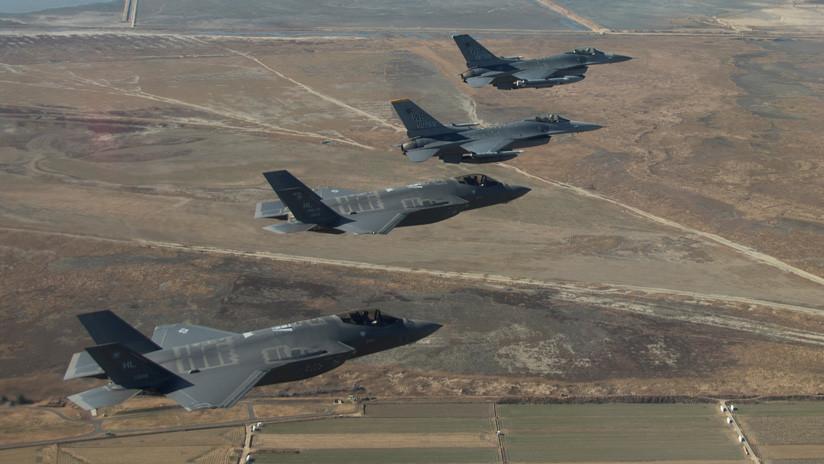 EE.UU. creará una armada de bombarderos invisibles para el Área 51