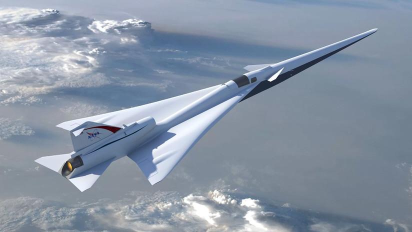 De Londres a Nueva York en 3 horas: El 'hijo de Concorde' de NASA sería realidad en 2021