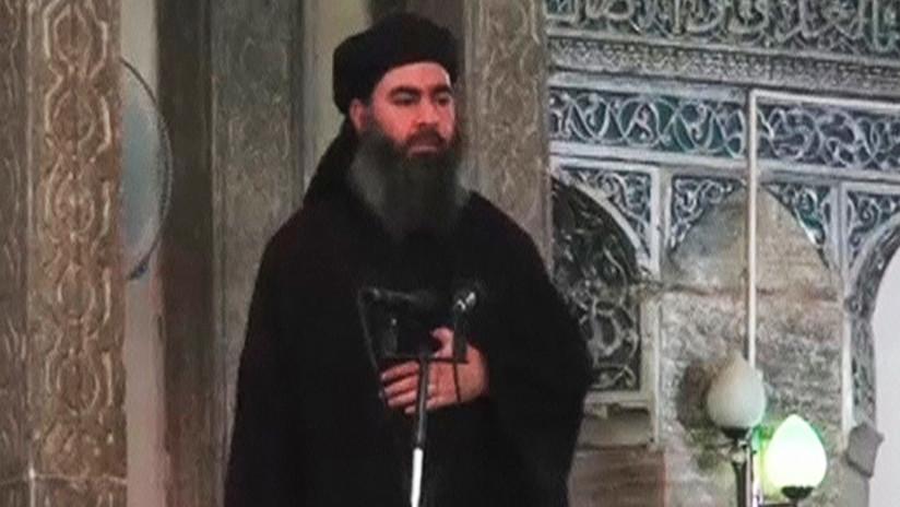 Al Baghdadi está vivo pero con heridas que le impiden caminar sin ayuda