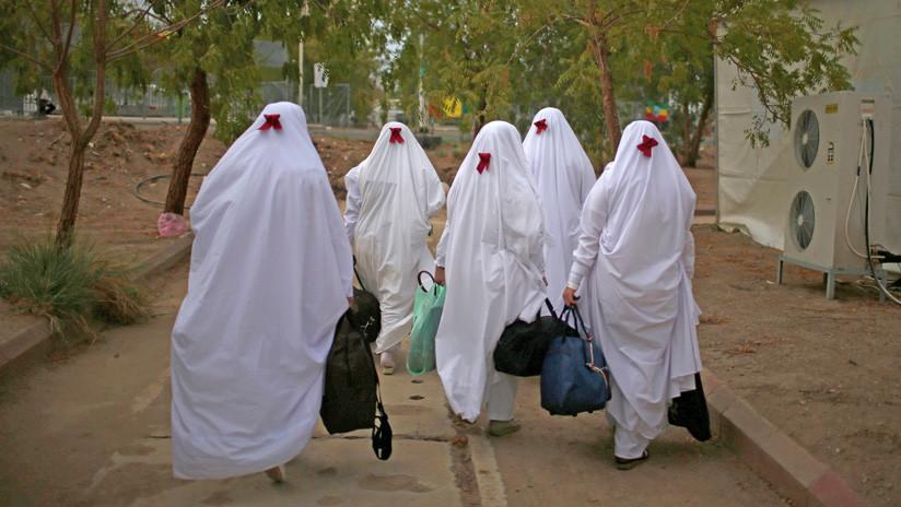 #MosqueMeToo: se viralizan las denuncias de acoso sexual en las peregrinaciones a La Meca
