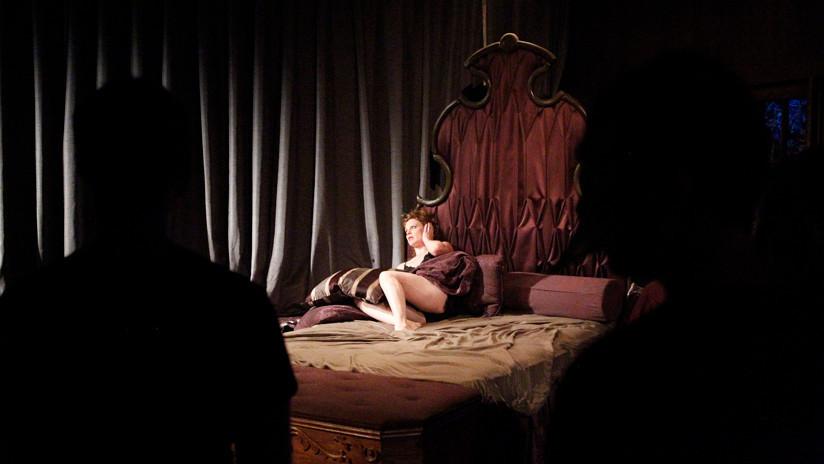 Actores de la obra 'Sleep No More' denuncian tocamientos por parte del público (video)