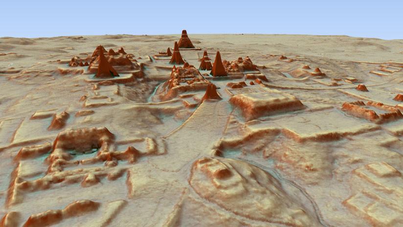Revolución en el mundo maya: Descubren 60.000 estructuras en Guatemala (FOTOS)