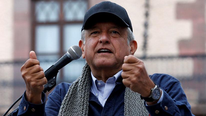 """¿Quién está detrás de PejeLeaks, la plataforma que revelará la faceta """"más oscura"""" de López Obrador?"""