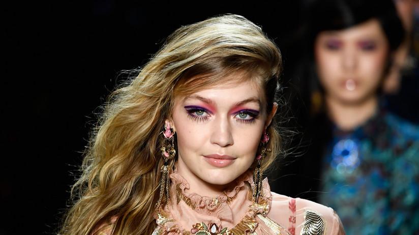 La supermodelo Gigi Hadid revela que está pasando con su cuerpo