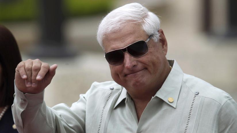 Un juzgado de EE.UU. otorga libertad bajo fianza al expresidente de Panamá
