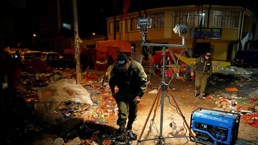 Bolivia: Nueva explosión en Oruro deja 2 muertos y 10 heridos (VIDEOS Y FOTOS)