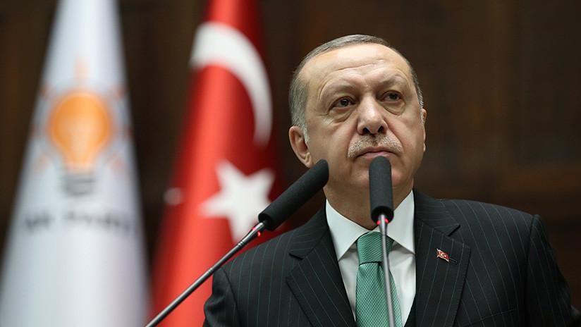 """Erdogan amenaza a EE.UU. con una """"bofetada otomana"""""""