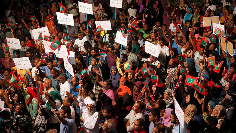"""""""China tomará acciones si la India envía tropas a las Maldivas"""""""