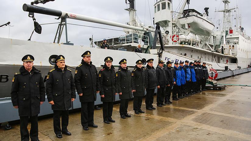 Rusia pone en marcha un proyecto de expedición integral a sus zonas Árticas