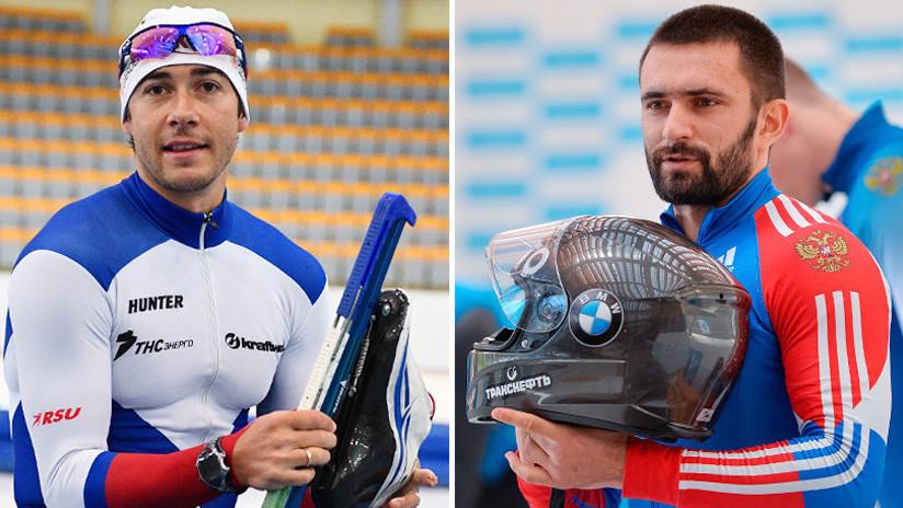 """Dos deportistas rusos no fueron admitidos a Pyeongchang 2018 """"por error"""""""