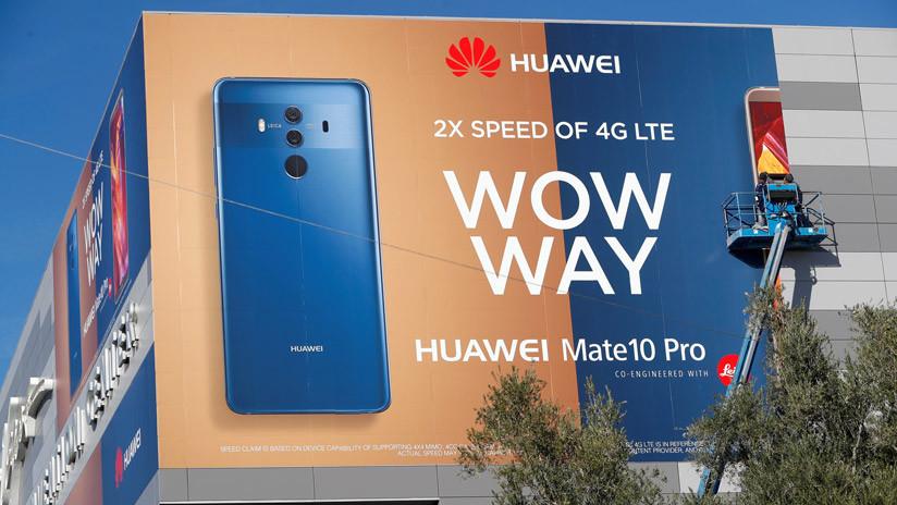 CIA, FBI y NSA desaconsejan usar teléfonos Huawei o ZTE