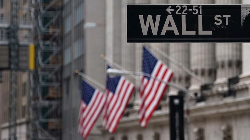 Wall Street abre en rojo al publicarse los últimos datos de inflación