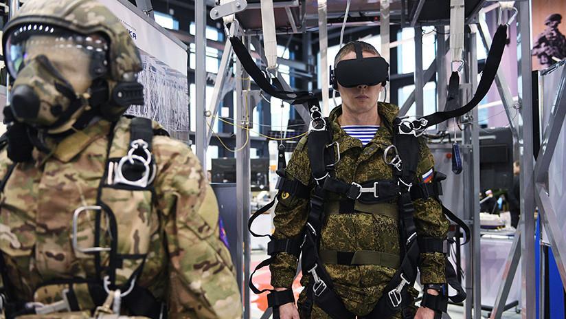 Trasciende el peso, el costo y otras detalles del kit de soldado ruso del futuro