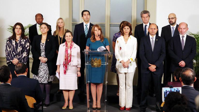 """Diosdado Cabello le responde al Grupo de Lima: """"Aquí no somos perritos falderos del imperialismo"""""""
