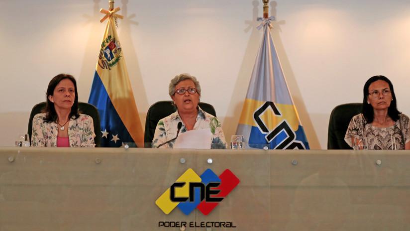 El registro de votantes de Venezuela suma 180.000 trámites en cuatro días