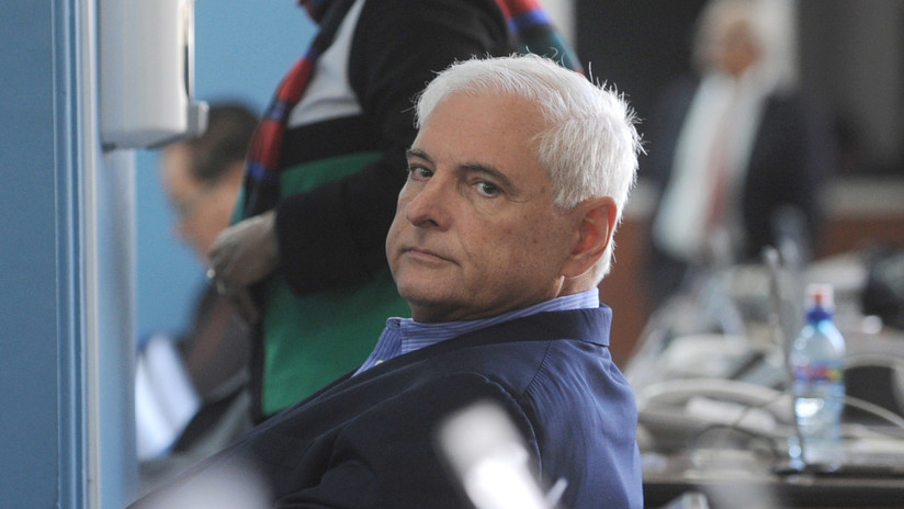 Expresidente de Panamá seguirá preso: jueza echa atrás libertad bajo fianza