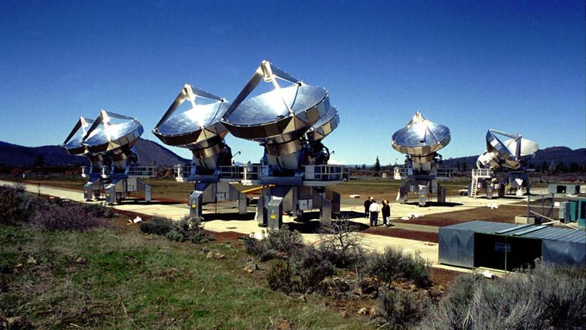 Los mineros de criptodivisas no dejan a los científicos buscar alienígenas