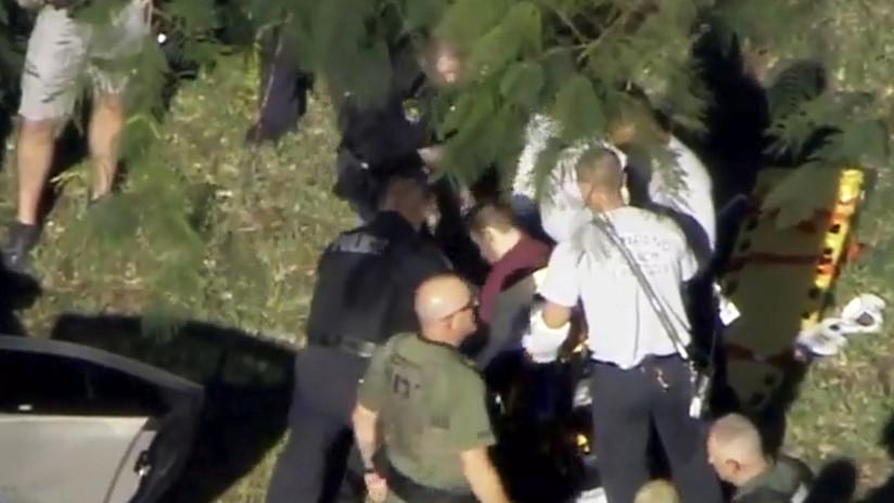 Filtran fotos del presunto autor del tiroteo mortal en la escuela de Florida