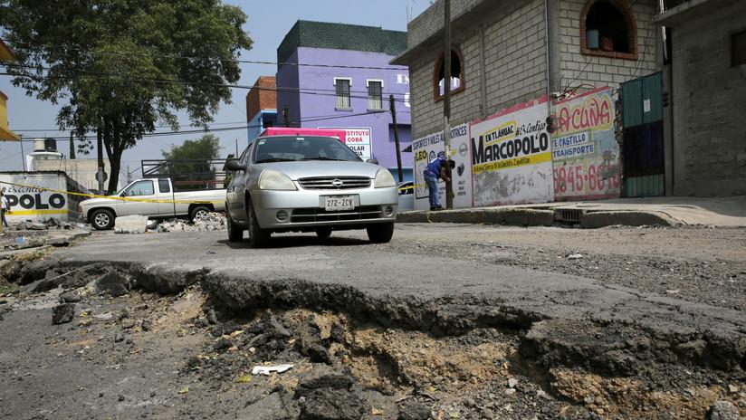 Fotomultas serán destinadas a reconstruir infraestructura vial dañada por sismo en Ciudad de México