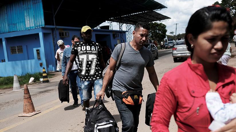 Brasil declarará emergencia y duplicará sus tropas en la región fronteriza con Venezuela