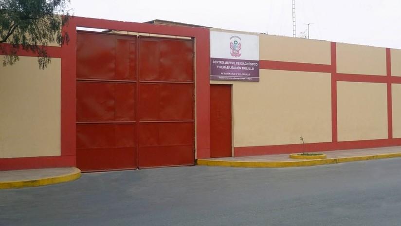 Incendio en un centro de reclusión para adolescentes en Perú deja al menos 5 muertos