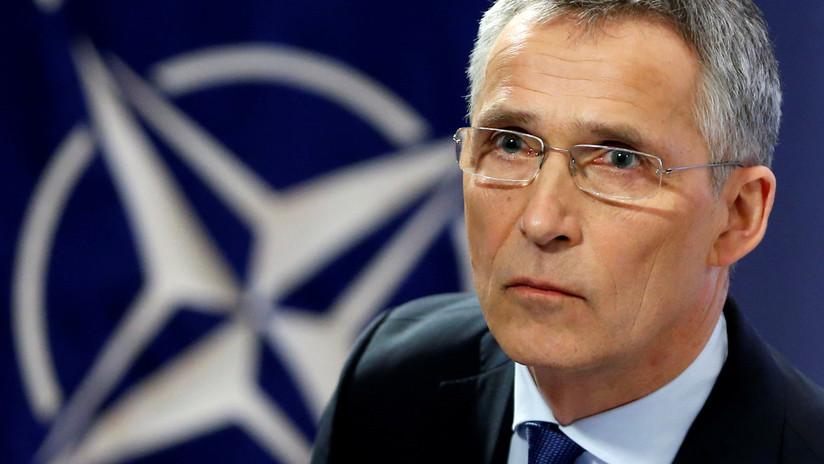El secretario general de la OTAN planea reunirse con el canciller ruso