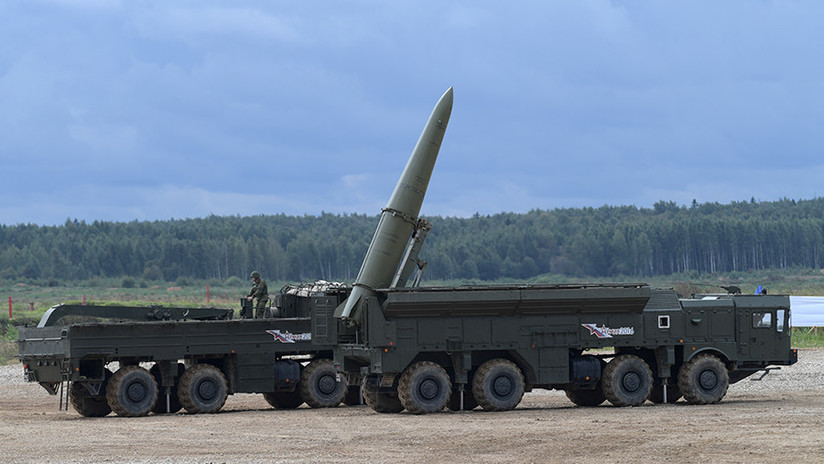 La OTAN quiere que Rusia sea transparente con los misiles Iskander