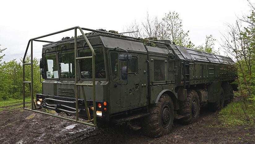 """Diputado ruso sobre despliegue de Iskanders en Kaliningrado: """"Lo hacemos en nuestra tierra soberana"""""""