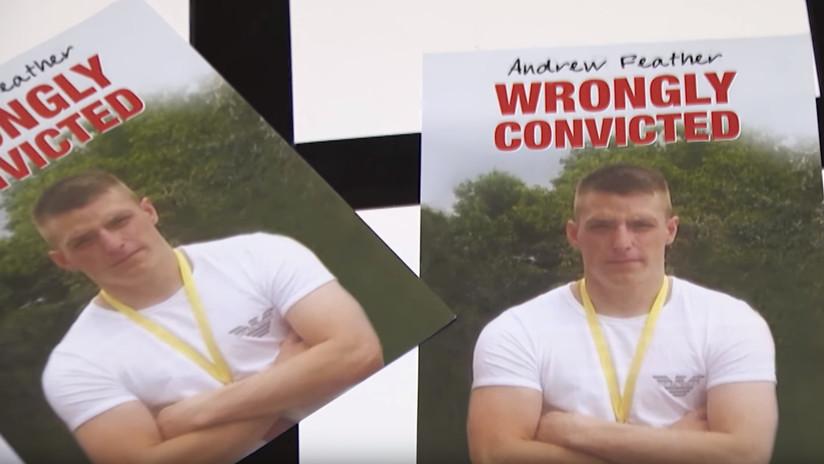 El padre de un convicto por asesinato demuestra que su hijo no estuvo en el lugar del crimen