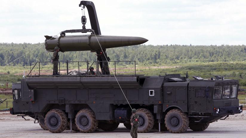 """""""Es nuestra tierra soberana"""": Rusia responde a la OTAN por el """"despliegue transparente de Iskanders"""""""