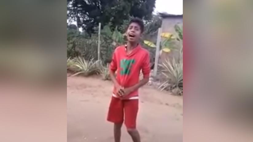 La increíble voz del niño venezolano que cautivó al reguetonero Nicky Jam (VIDEO)