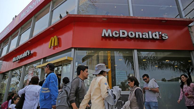 McDonald's planea un cambio drástico en su menú infantil
