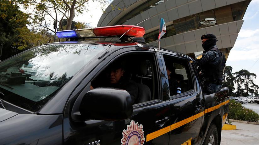 Arrestan en Guatemala a anciano que tenía un