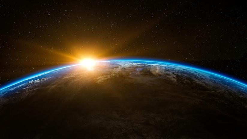 La Tierra a 60 millones de kilómetros: una nave espacial capta una imagen espectacular