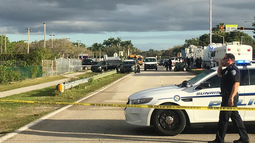 Un grupo supremacista blanco afirma que el sospechoso del tiroteo en Florida es uno de sus miembros