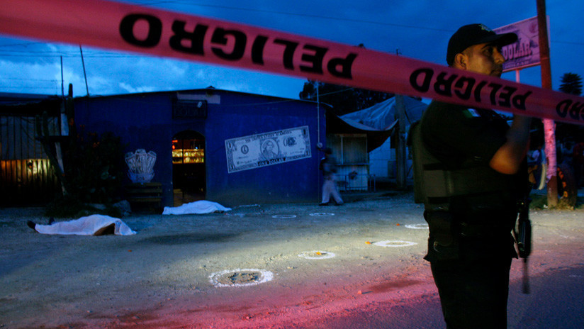 México: comando armado ejecuta a siete personas en un baile popular en Oaxaca