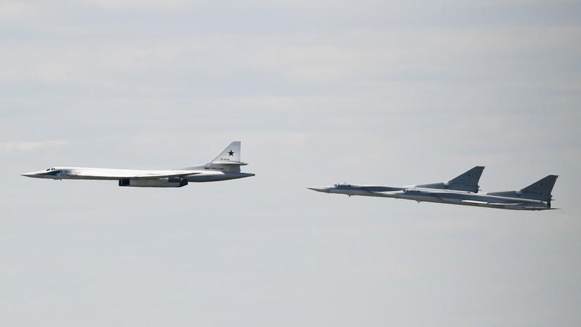 """Rusia es la """"única amenaza existencial en el espacio aéreo"""" para EE.UU. y Canadá"""